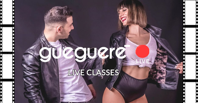 Guegueré Dance Live Classes